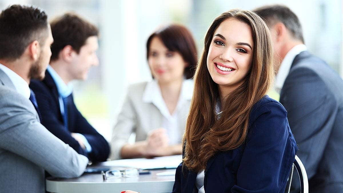 Young leaders are pursuing the training they need to take on leading management roles.