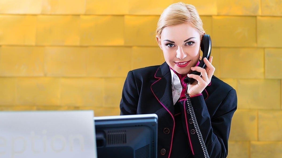 Why Hospitality Management Pros Love the Landline