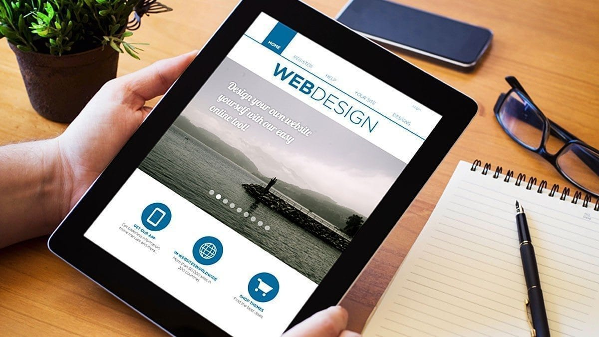Today's web designers design web pages that adapt to devices of different shapes and sizes