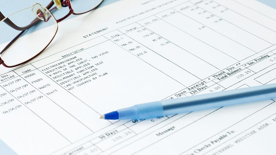 To calculate net worth, unsecured liabilities like medical bills need to be taken into account