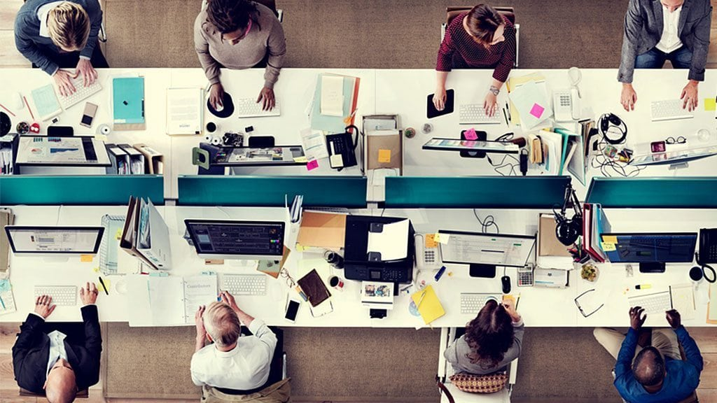 Real-time collaboration makes Microsoft Office a great option for teams