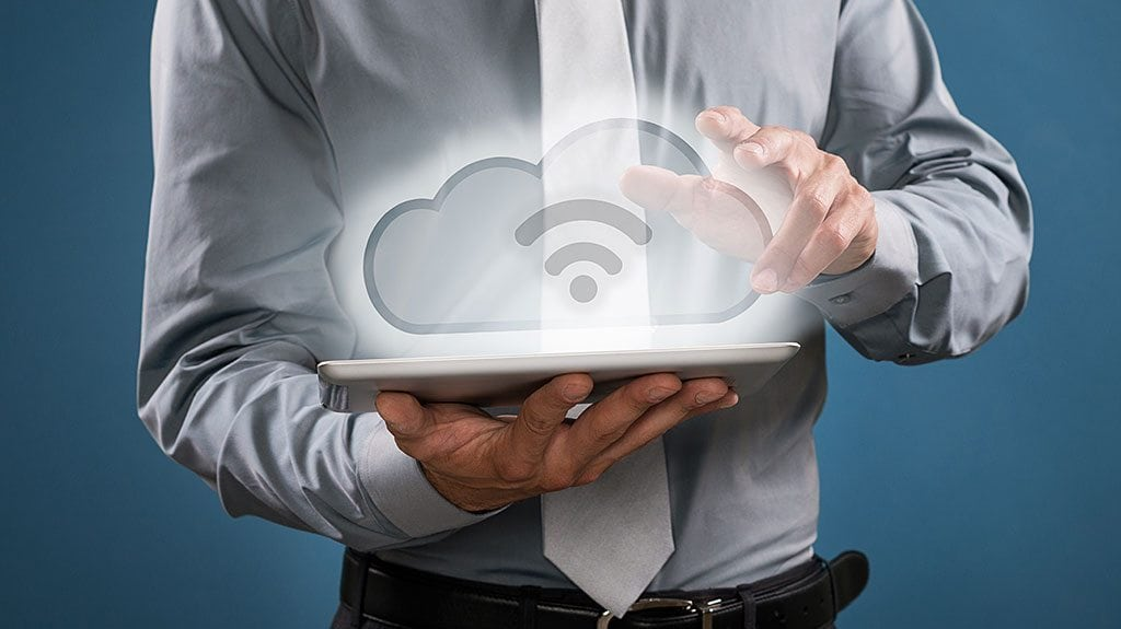 A cloud storage solution like Dropbox is a great back up and collaboration tool