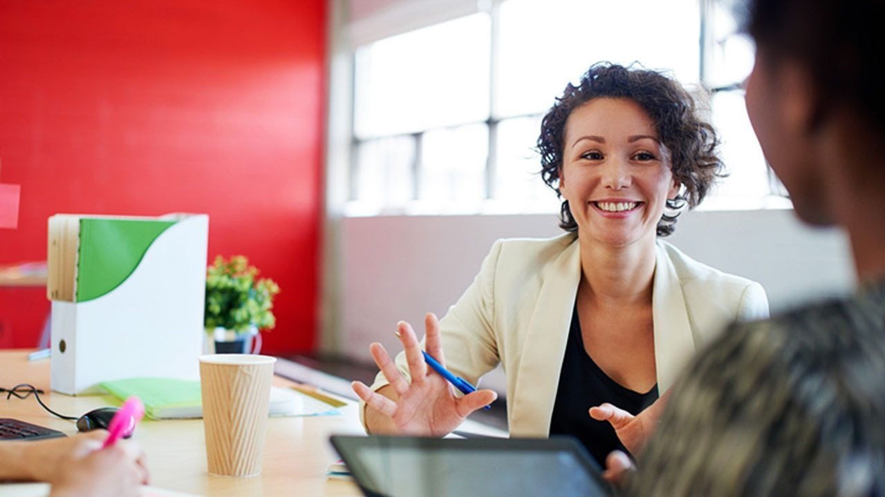 Employers admire candidates who are confident in their abilities