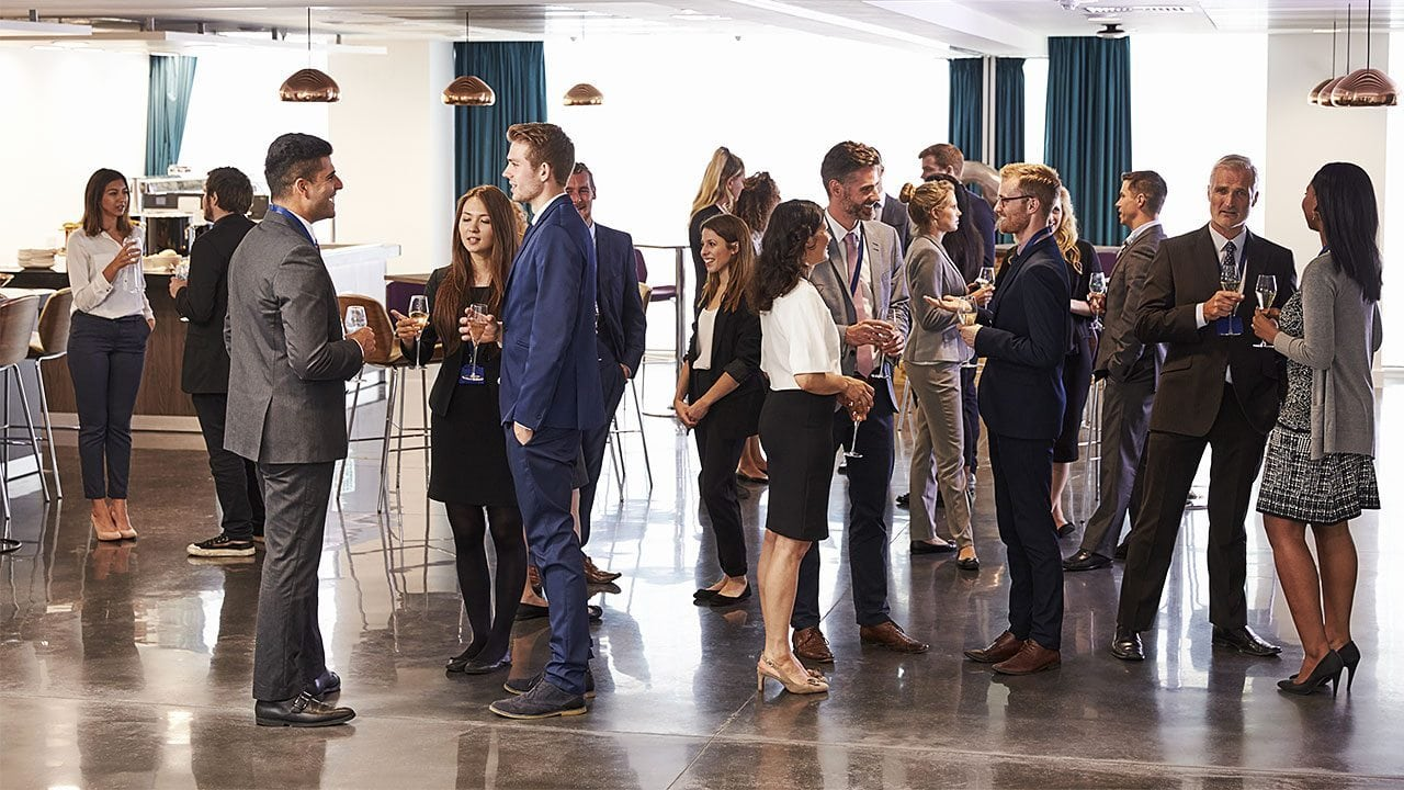Networking is a great way to discover career opportunities