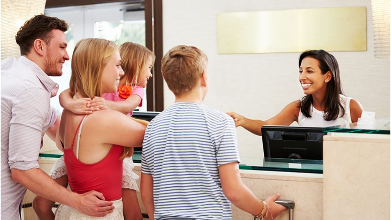 Friendly professionals are an excellent fit for front desk responsibilities