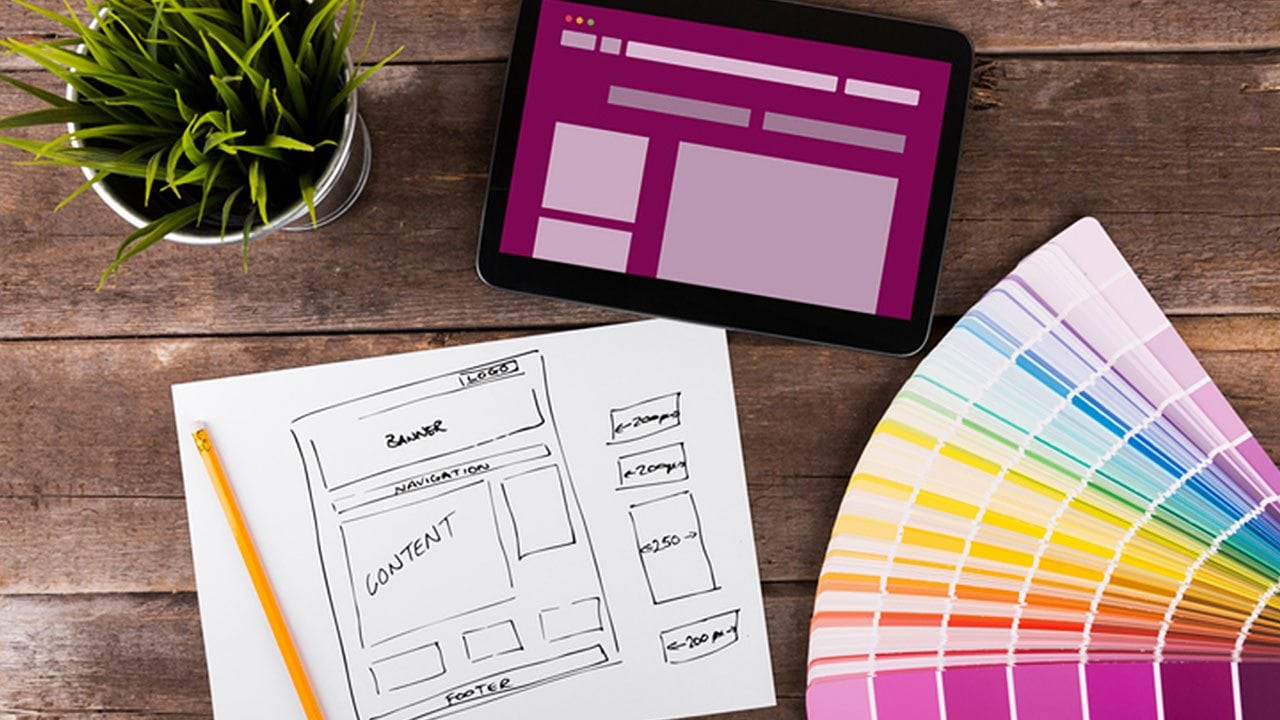 Good web design program will teach you how to design great websites and test them for usability
