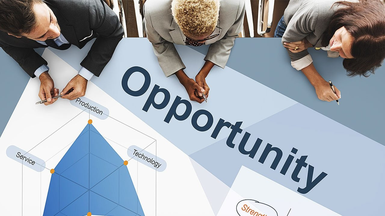 Market conditions can help you and your future colleagues identify business opportunities