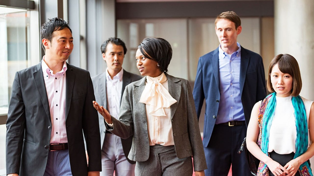 Business management and administration training programs are great for aspiring managers