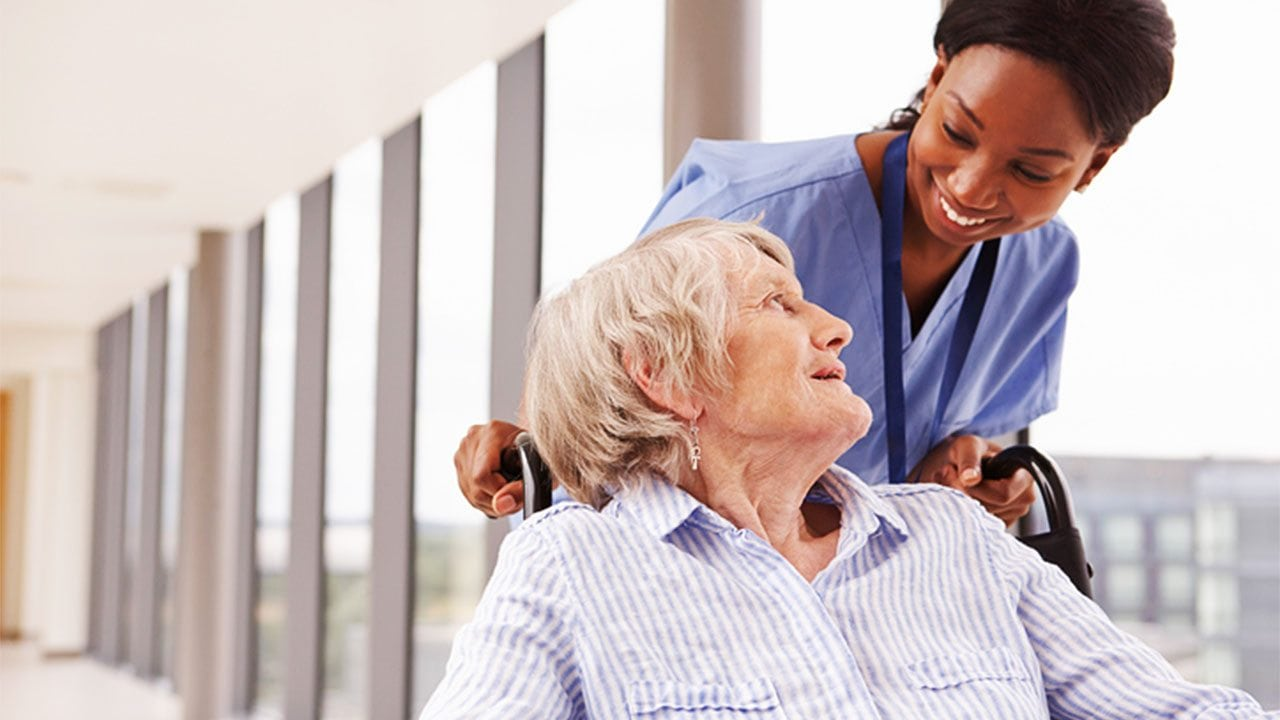 Make a difference in people's lives by pursuing training for a healthcare career