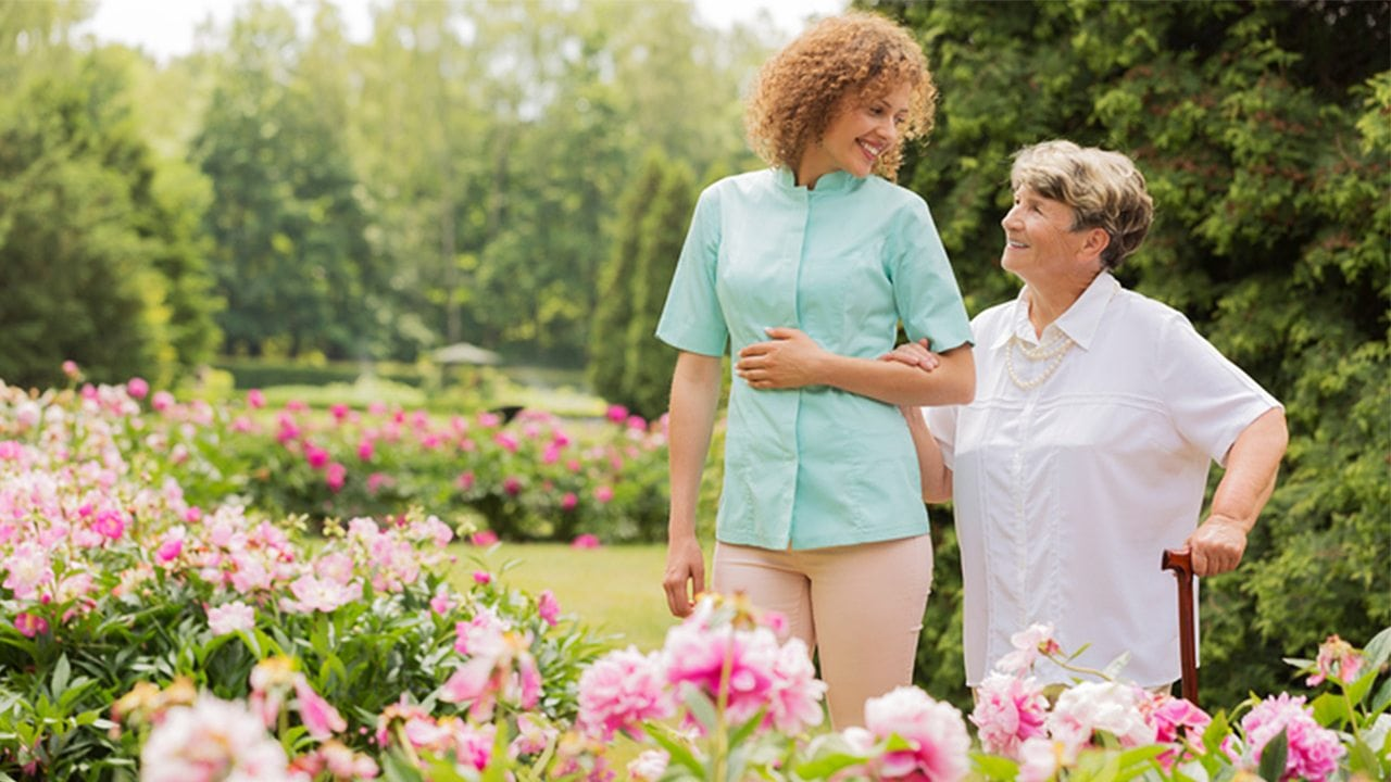 Encouraging your clients to engage in physical activity can help them maintain their independence