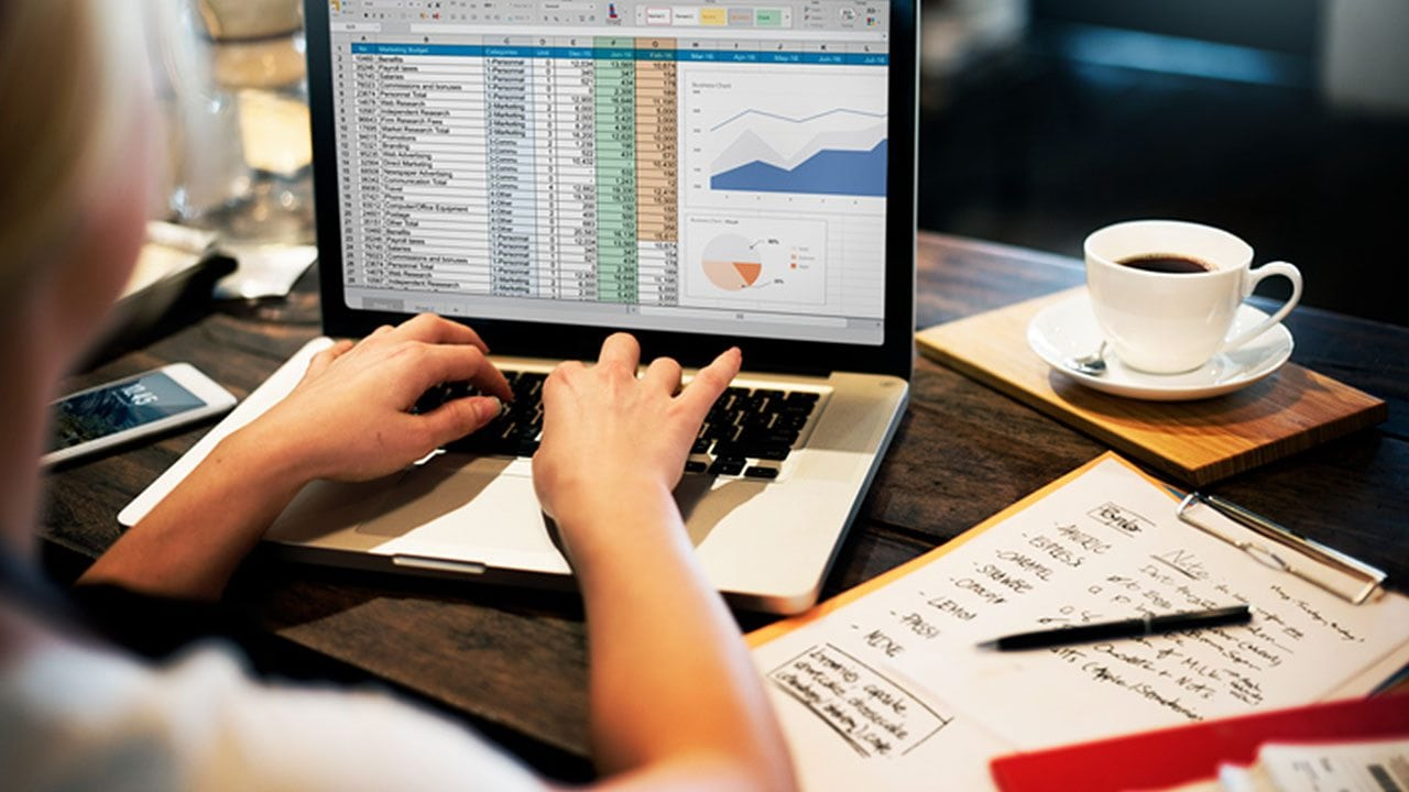 Microsoft Excel is a great solution for managing customer contact and business information.