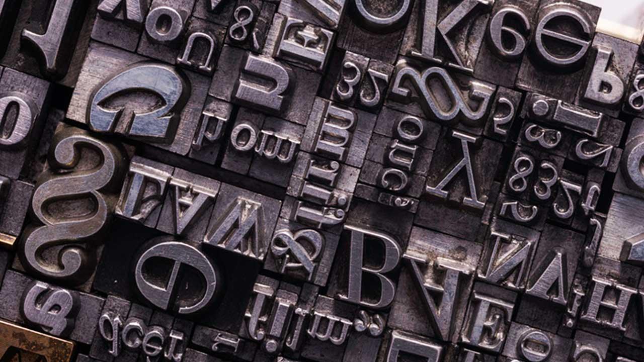 How the Language of Typography Enhances Web Design Training