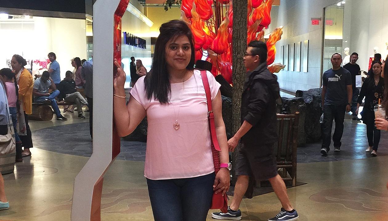 Student Success Spotlight: Meet Ganga Mehta