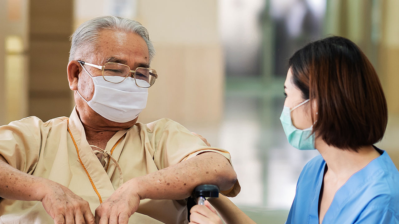Healthcare workers have the ability to make a difference