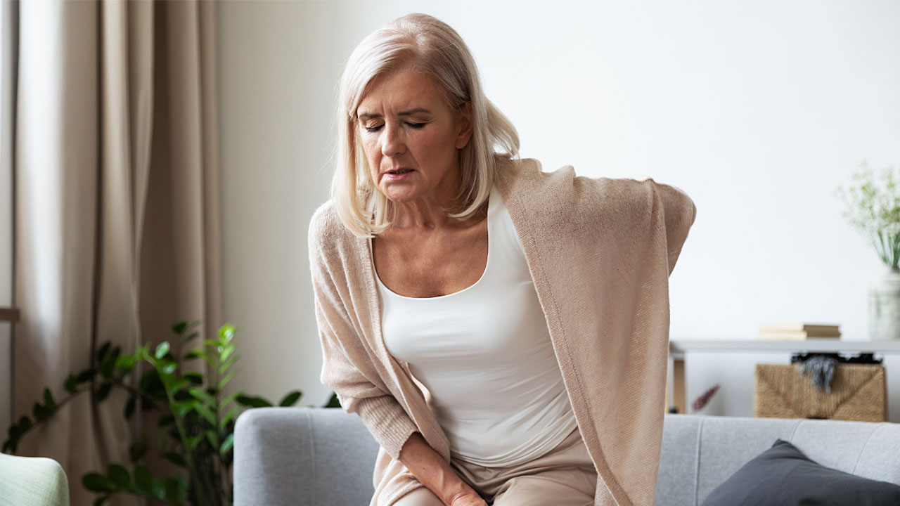Older adults represent one segment of the Canadian population more affected by chronic pain