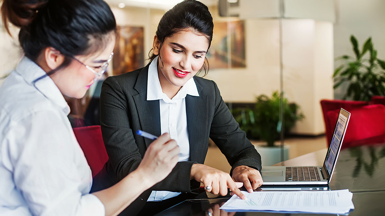 After your legal assistant training, it's essential to demonstrate communication skills to an interviewer.