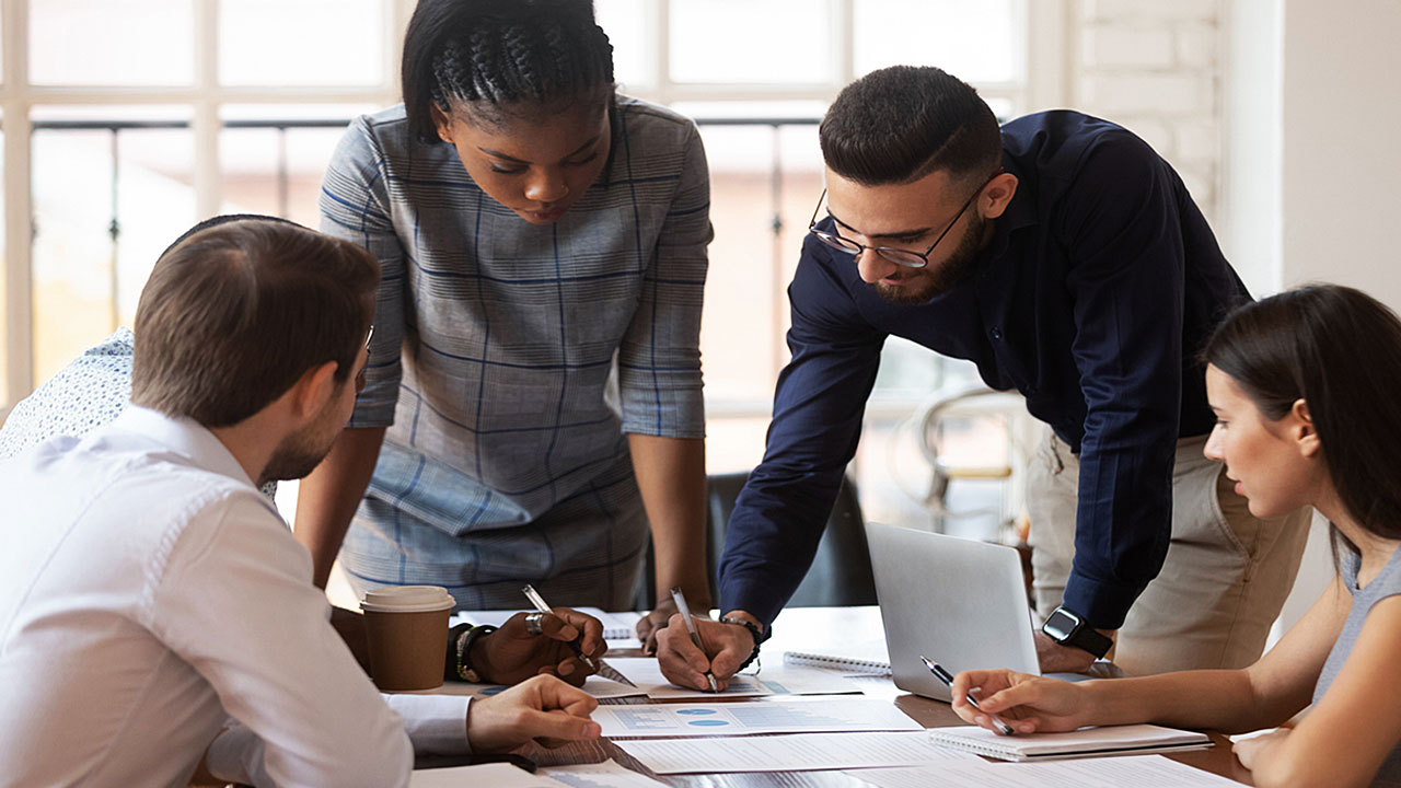 Developing your leadership skills will lead to increased motivation and productivity within your team